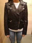 Superdry - CLASSIC LEATHER BIKER