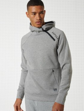 Superdry - TRAINING GYMTECH HOOD