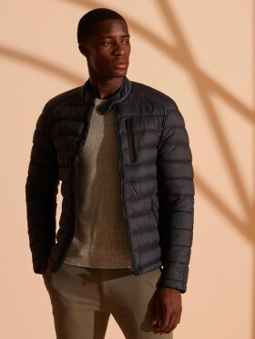 Superdry - COMMUTER QUILTED BIKER