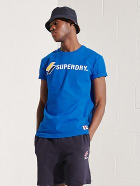 Superdry - SPORTSTYLE APPLIQUE TEE