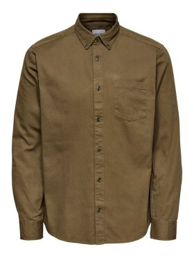Only and Sons - onsbryce reg shirt
