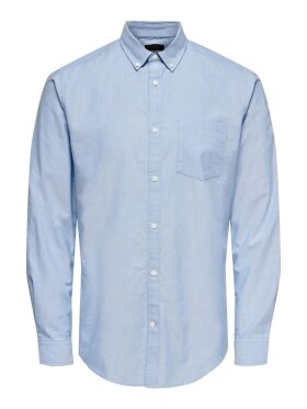 Only and Sons - Onsneil life oxford shirt noos