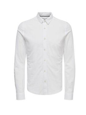Only and Sons - ONSMILES LS STRETCH SHIRT